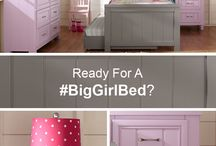 Big Kid Beds / Your little one isn't so little anymore! That means it's time for a #biggirlbed or #bigboybed, and we are here to give you some ideas.  / by Rooms To Go