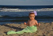 Mermaid Crochet / by Rose Virginia