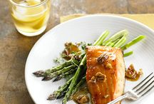 Fishy dishes