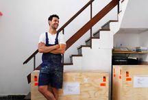 Jorge Penadés, joven talento y exalumno del Master of European Design Labs / Jorge Penadés es un diseñador de interiores malagueño cargado de talento que se dedica al diseño de producto conceptual y experimental. Desde que se graduó en los Masters of Design and Innovation a finales del 2014, su trabajo ha sido seleccionado en diferentes museos y galerías de arte y diseño de distintas ciudades europeas.