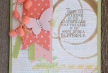 Card inspiration / by Brandy Elliott