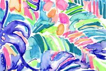 Lilly Pulitzer | iPhone Wallpapers