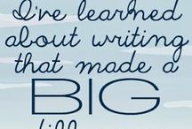 Writing: The Writer / Writing one day at a time