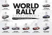 Rallys, Rally Car or Car Related