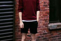 moda masculina jovem