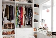 Closets / by Nicole Miller
