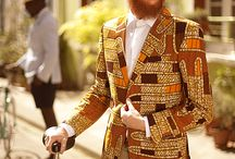 Afrikan men's wear