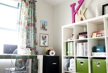 home office / by Stacey Miller