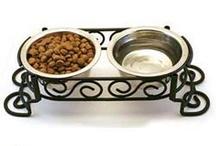 Cute Dog Bowls, Feeders, & Waterers