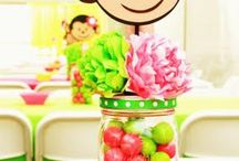 Let's Party  / Party decoration ideas that are unique & beautiful!  / by Claudia Clemons