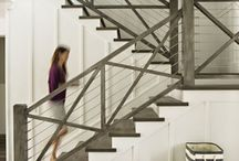 The House We Built - Stairs/Railings