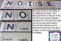 Grade 5 - Classroom Ideas