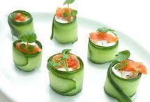laks med agurk