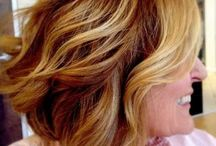 Hair color/styles / LOVE LOVE love hair color! I change mine on a regular basis!  / by Brianne Rutledge