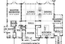 Architecture || Floor Plans