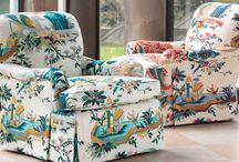 Fabrics  / by Jeannie Hagopian