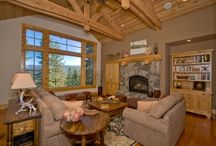 Northstar Ski Resort Vacation Rentals / Gorgeous mountain homes & condos at the base of the ski resort, in the heart of the village, and mid-mountain for an unbelievably convenient Tahoe ski vacation.