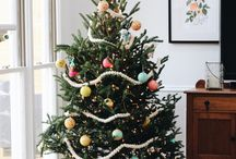 Recycled Christmas tree ideas