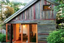 cabin studio ideas