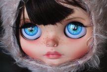 dolls ,blythe