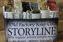 Old Factory Organic Soap Reviews / by Old Factory Soap Company