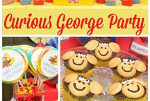 Curious George Party Ideas
