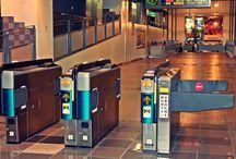 Tokyo Transportation / Subway, bus, train,monoriel etc