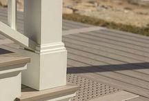 House-porch/deck