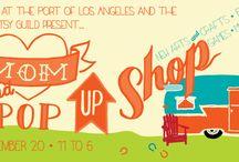 Mom and Pop Up Shop September 20,2014