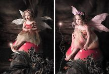 Fairies & Elves - The Enchanted Forest Portraits