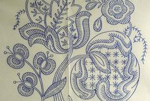 Embroidery - Jacobean / Needlework