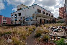 Patrimonio Industrial Islas Canarias