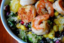 Seafood Recipes / by Jen Davis