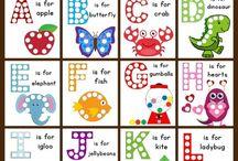 Zabawy I uczenie z dzieckiem