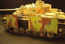 tank / modellismo