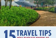 Cruising Tips / Travel tips, tricks, ideas, checklists, and more to help get you ready for vacation. / by Carnival Cruise Line