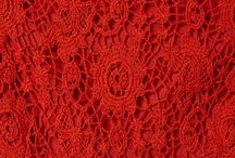 Red on Red / Red color board