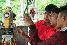 Latihan Alat Survey Indosurta Group