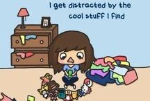 Story of My life / by Monica Cardona