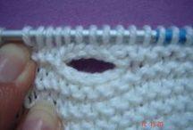 boutonnière tricot