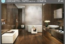 Wet location / EGOLUCE independent manufacturer of high quality lighting fixtures. Custom made. Made in Italy