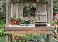 Potting Bench/Shed