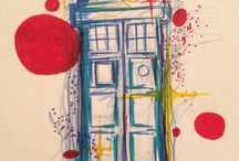 Doctor Who / by Jessica Cashmer-Patten