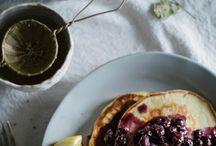 Mat: Pannekaker og vafler