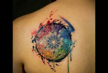 Ideas Para Colorar Tattoo
