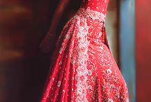 Asian wedding dress