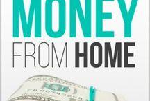 fa bani de acasa