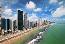 recife, pernambuco, brazil / where i was born & currently live