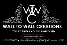 Wall To Wall Creations / Unique wall decor