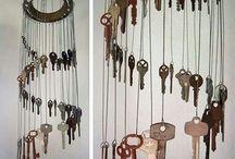 llaves viejas